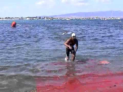 8° Aquathlon Survival a Cagliari Marina Piccola 31 Luglio 2011