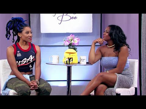 Blu of Bad Girls Club Interview