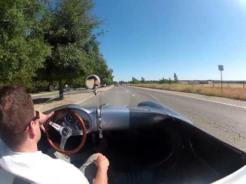 Porsche 550 Spyder 6 cylinder Outlaw #1