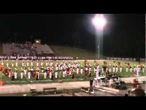 Buckhorn High School Band Buckhorn High School Band in
