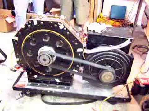 GMC HOLDING CORP, REMAT , RARE EARTH ELECTRO MAGNETIC ENGINE - YouTube