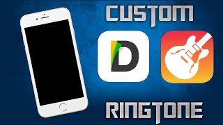 HOW TO MAKE A CUSTOM RINGTONE FOR IPHONE FOR FREE