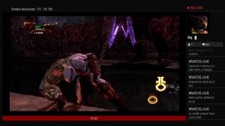 God of War 3 very hard #2