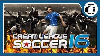 Dream League Soccer 16 - Enfrentando o Time lendário da First Touch