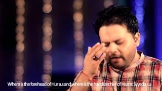 Syed Wajhi Hasan Zaidi l Bata Dia Hussain (as) Ne l New Manqabat 2015-2016
