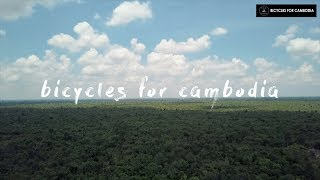 Bicycles for Cambodia: 100 Bicycles   Kting School and Trapong Tuk School