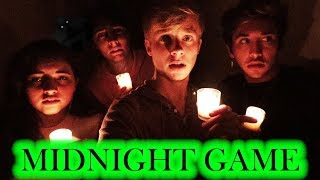 THE MIDNIGHT GAME IS BACK // 3 AM CHALLENGE (the return)