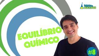 Equilíbrio Iônico - Aula 05/06 - Kps, Ks, ou PS - Prof. Carlos André #euacredito