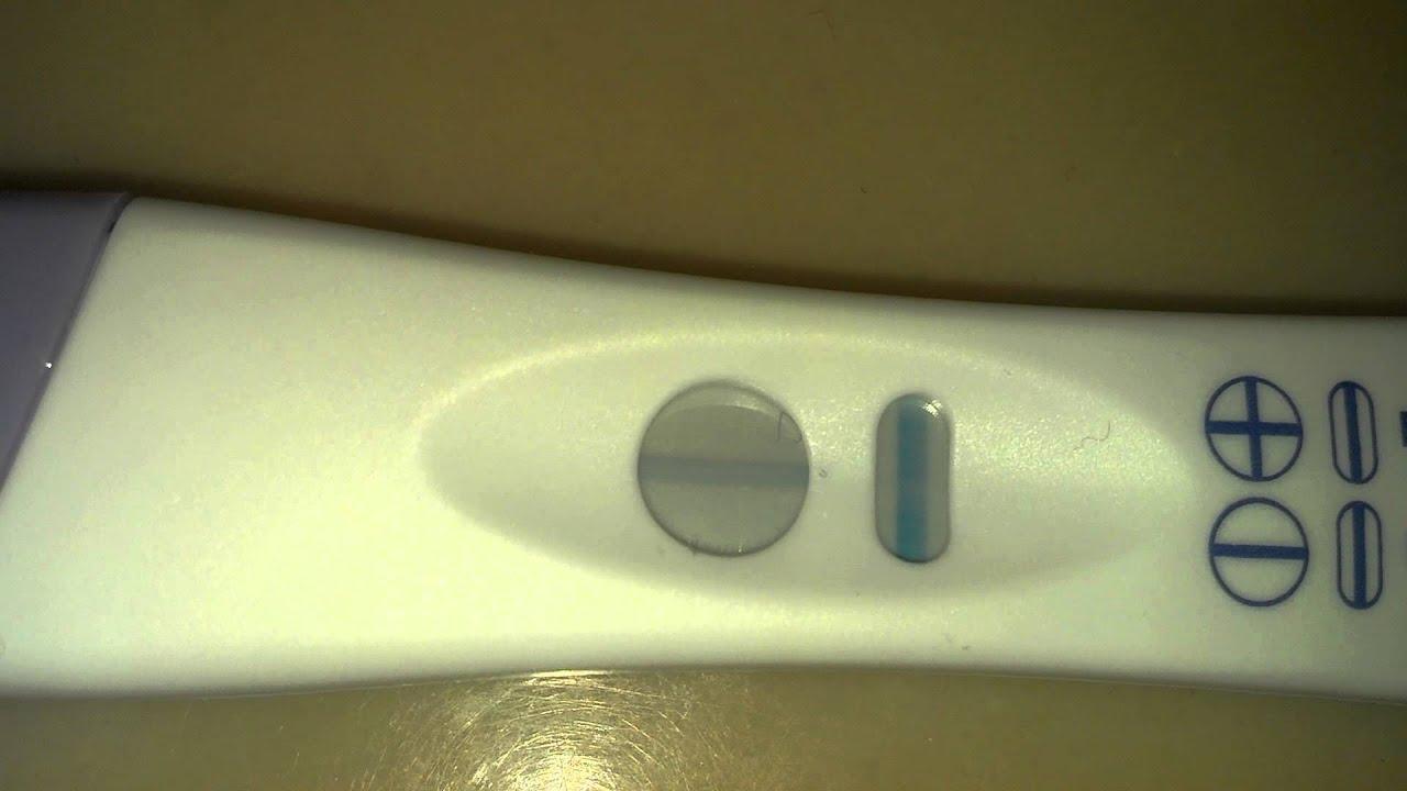 live pregnancy test 10dpo target brand youtube
