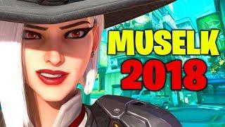 Muselk Play's Overwatch in 2018!
