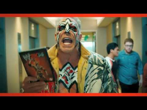WWE 2K14 - Bônus de pré-venda: Ultimate Warrior