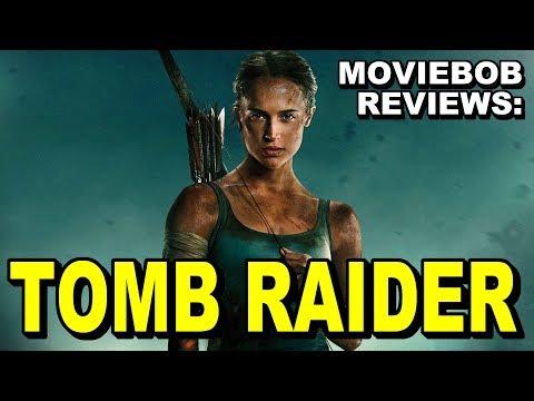 MovieBob Reviews: TOMB RAIDER (2018)
