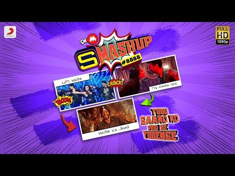9XM SMASHUP # 8888  – DJ Ashmit Patel & IshQ Bector | Top Remix Songs 2018