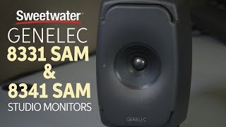 Download Lagu Genelec 8331 SAM and 8341 SAM Studio Monitor Overview Gratis STAFABAND