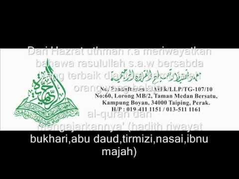 maahad tahfiz wa taalimul quran arrahimiyah taiping
