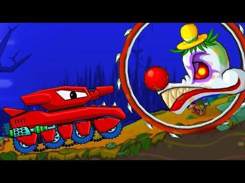 Хищные машины Машина ест машину Car Eats Car #19 мультик игра про тачки гонки #МАШИНКИКИДА