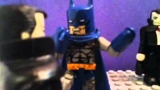 The batman legacy ep 22 batman vs Dracula minimates lego st
