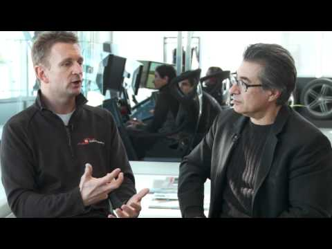 Allan McNish Talks Racing Skills - /SHAKEDOWN