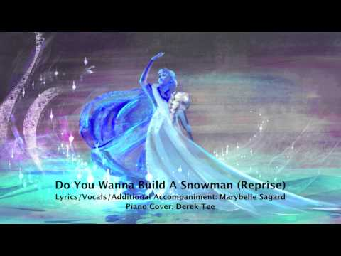 Do You Wanna Build A Snowman (Reprise) ❅ Disney's Frozen