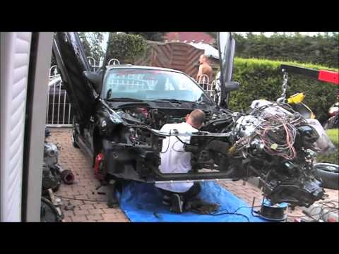 Flits Engine Swap Honda Civic d16 to b18
