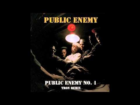 Public Enemy - Public Enemy No 1 (Tron Remix)