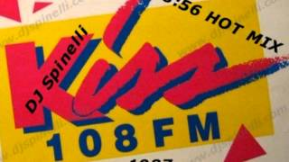 107.9 WXKS (Kiss 108 Boston) 8:56 Hot Mix With Steve Spinelli/Tad Bonvie (Party Doctor) (1987)