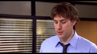 The Office: Dwight vs. Computer
