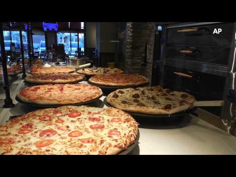 Pizza Hut's extra-large menu revamp 'unusual'