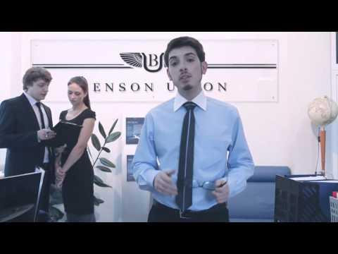 Benson Union 1.2%-2.4% в день Презентация на русском языке