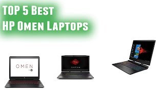Best HP Omen Laptops  2019