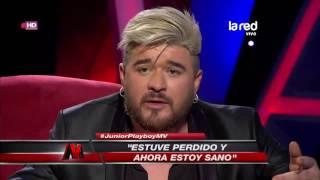Mentiras Verdaderas - Junior Playboy - Miércoles 24 de Mayo 2017