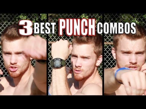 3 Best Boxing Punch Combos