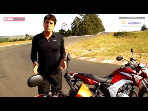 Duas Rodas Testando Limites: comparativo Honda CG Titan x Yamaha Fazer