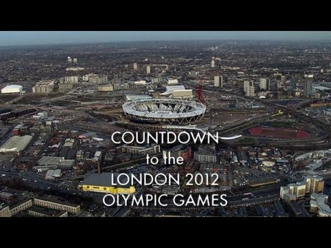 Countdown for the London 2012 Olympic Games