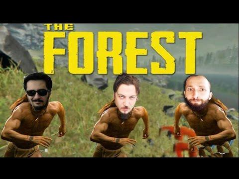 Korkak Team / The Forest Türkçe Multiplayer / Bölüm 10