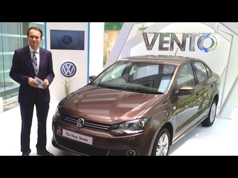 Volkswagen Vento Facelift Launched In India !