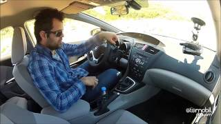 İlk Test - Honda Civic 1.6 i-DTEC