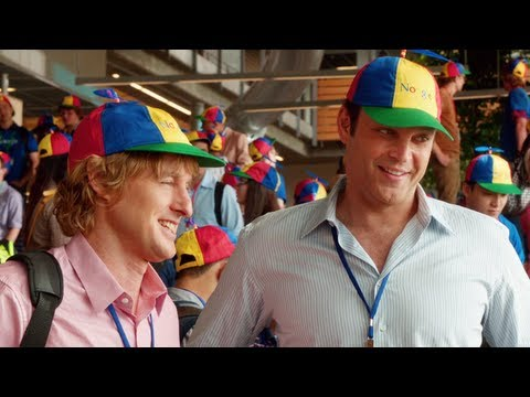 The Internship Official Trailer #2 2013 Owen Wilson Vince Vaughn Movie [HD]