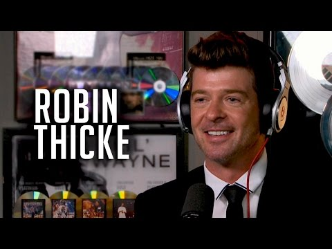 "Robin Thicke Talks Why his Album ""Paula"" & Marriage Didn't Work + New Single w/ Nicki Minaj!"