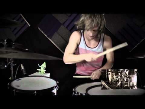 Dylan Wood - Lamb of God - Ghost Walking (Drum Cover)