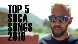 Top 5 Soca Songs for Trinidad Carnival 2019