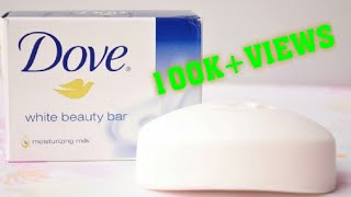 DOVE soap Review in Hindi/soft and smooth skin soap