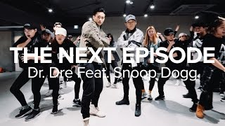 The Next Episode - Dr. Dre Feat. Snoop Dogg / Koosung Jung Choreography