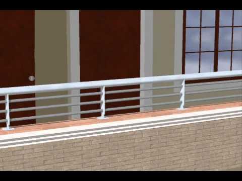 Fachada casa patricia youtube for Fachadas de casas con terraza