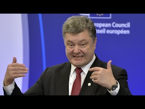 Ukraine's Poroshenko points finger at rebels, expects difficulty implementing ceasefire