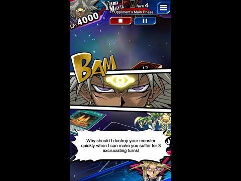Yugioh Duel Links - Yami Yugi Vs Yami Marik : I still believe in my Cards!