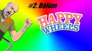 Happy Wheels #2 Gol atmaca :)