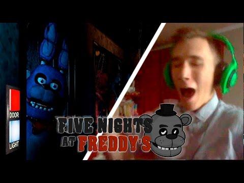 Five Nights At Freddy's - Первая Ночь, Штаны Уже Полные!
