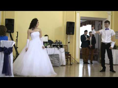 Свадебный танец 21 века супер 3 фотография