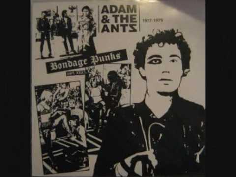 Adam Ant - Red Scab